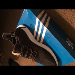 Grey adidas only worn once